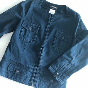 CHANEL Denim 2003 Jacket
